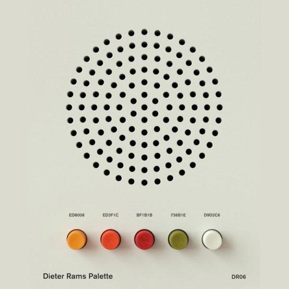 Dieter Ram's palettes