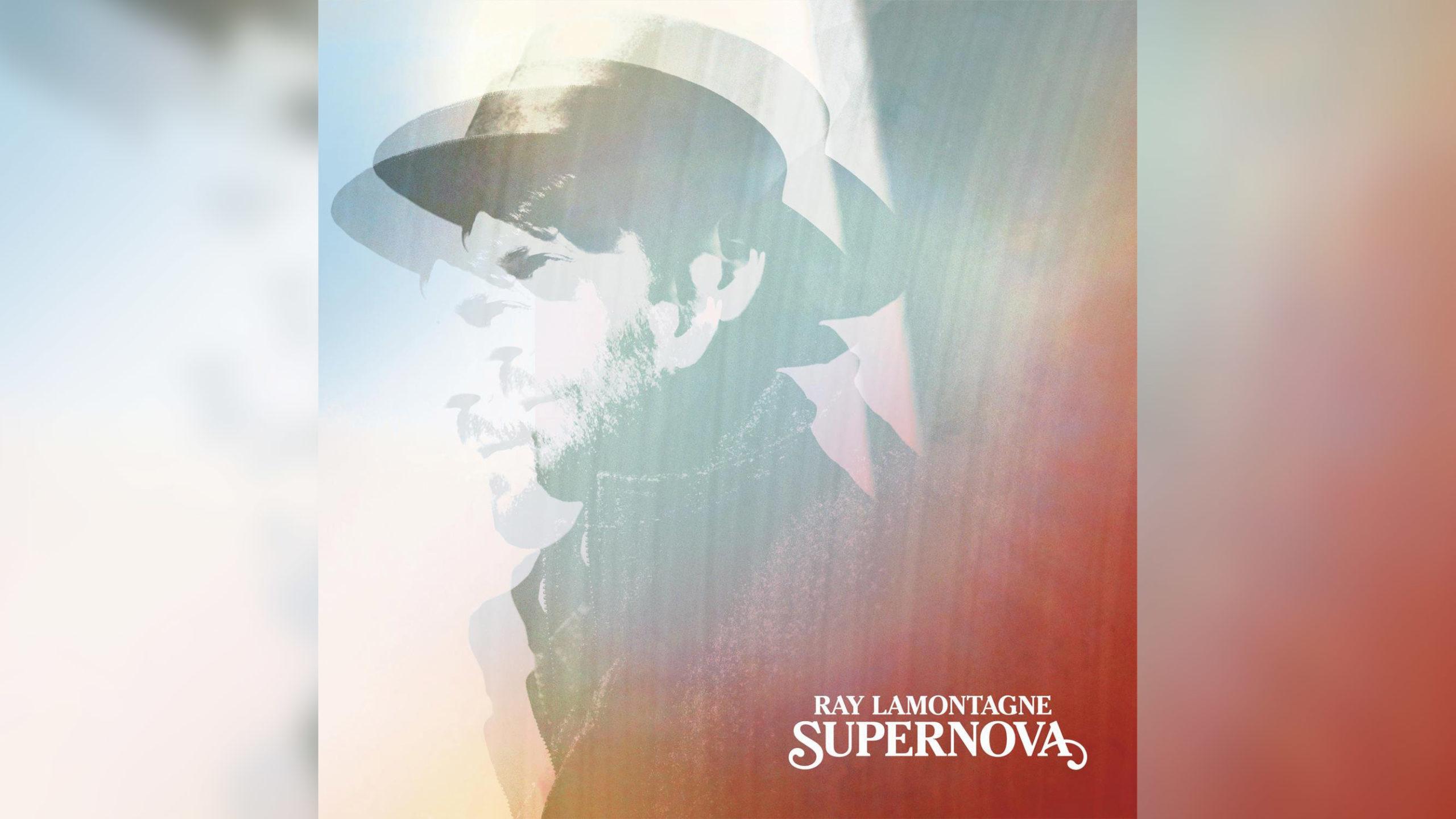 Ray Lamontagne's Supernova album cover