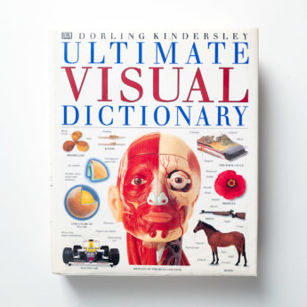The Ultimate Visual Dictionary book cover