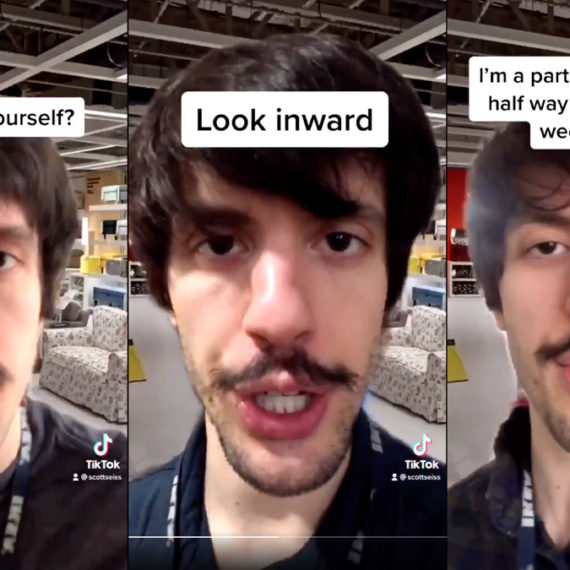 Angry IKEA Guy TikTok