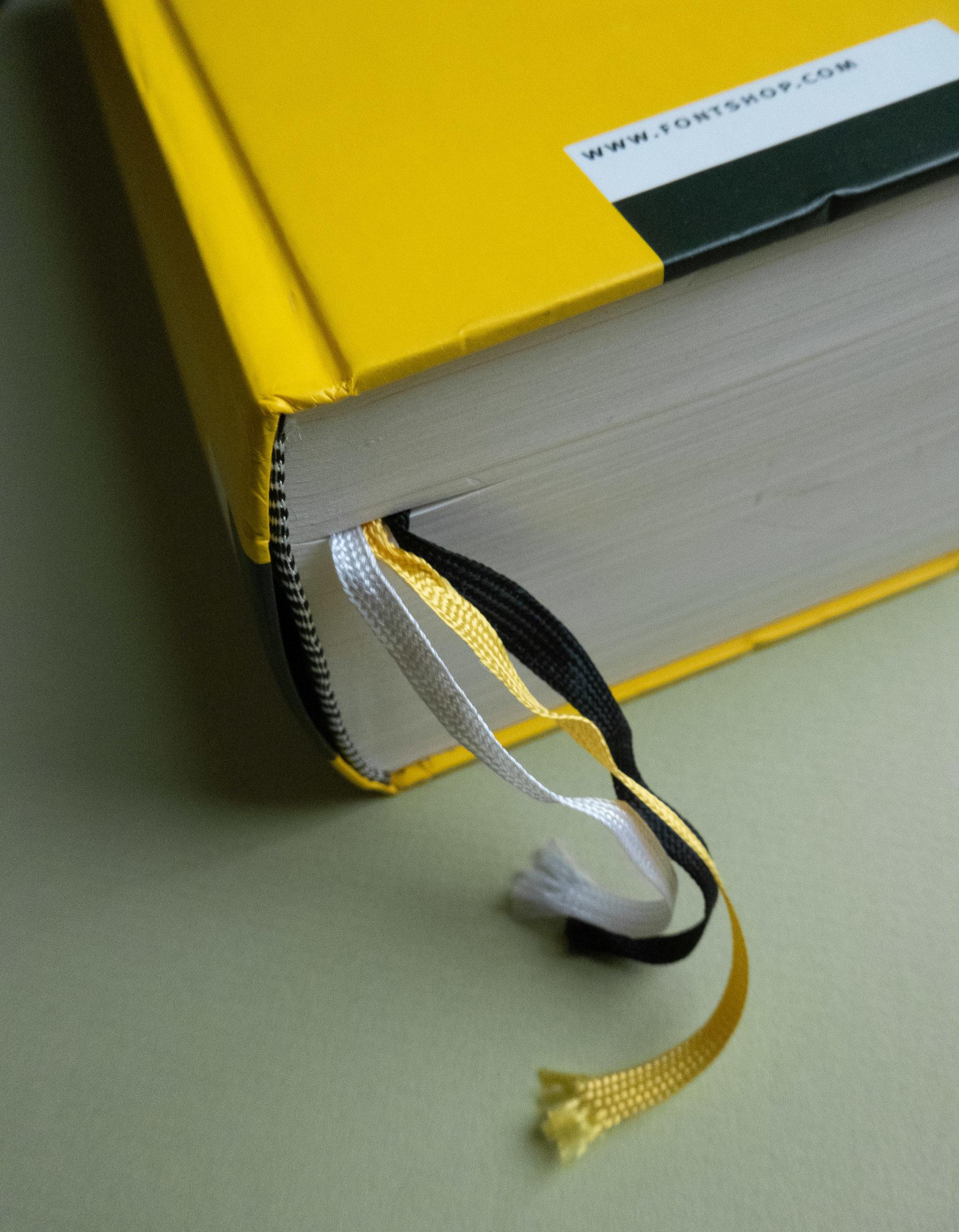 FontBook bookmarks