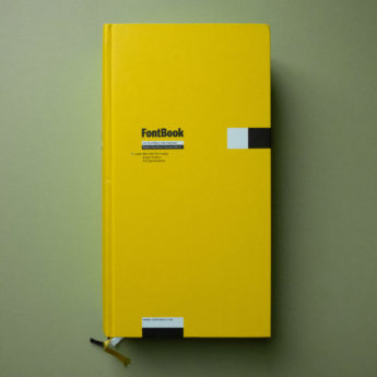 FontBook Cover