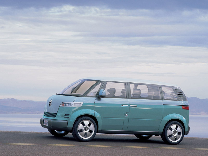 VW Microbus of the future