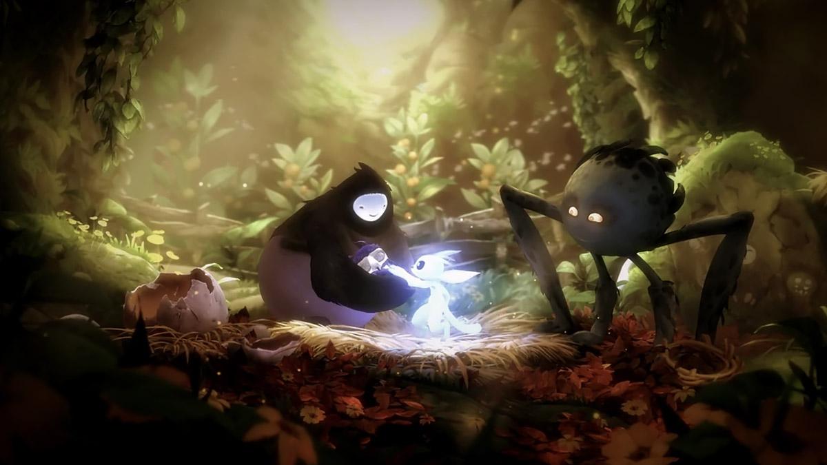 Friends of Ori, a videogame