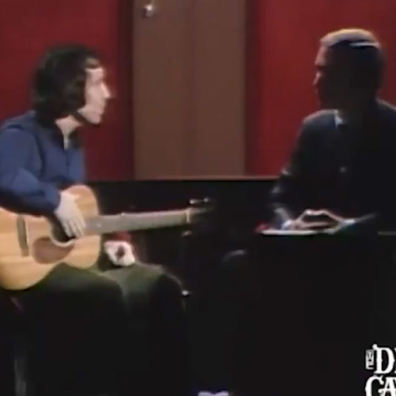 Paul Simon on Dick Cavett