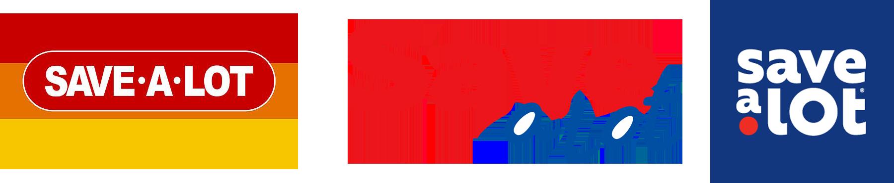 Save-A-Lot logo history