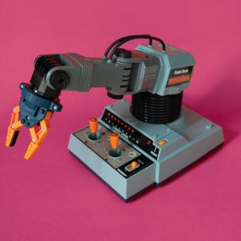 Radio Shack Tandy Armatron robot arm electronic toy