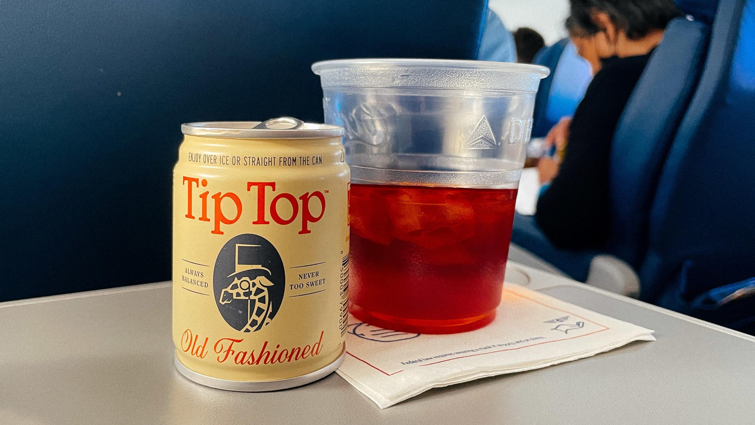 Tip Top cocktail