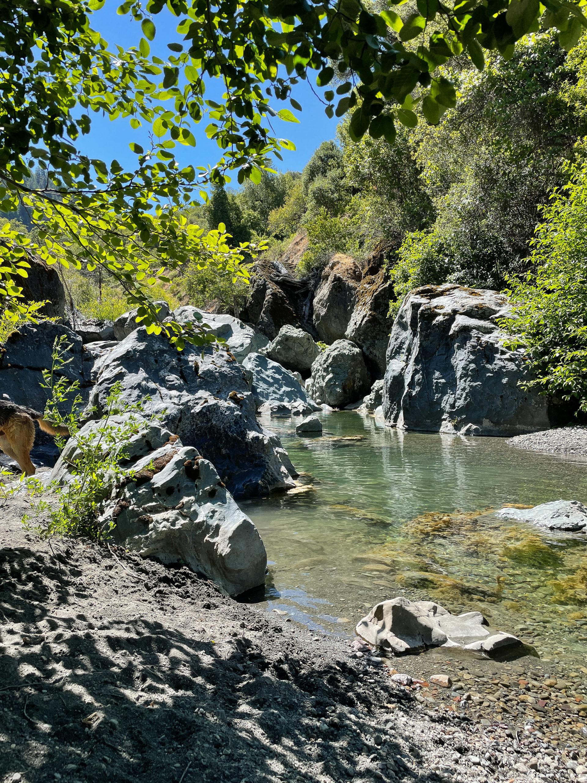 Blue Rock Creek