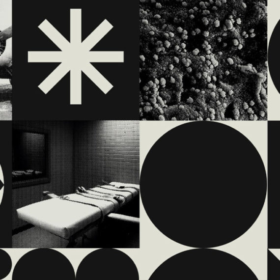 graphic patterns in black and white